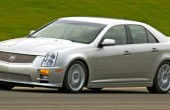 2008 Cadillac STS-V Photos