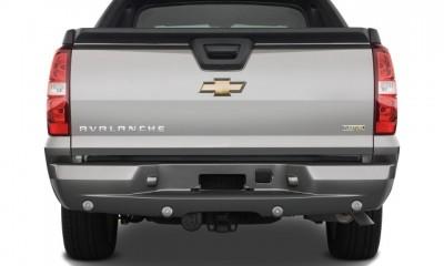2008 Chevrolet Avalanche Photos
