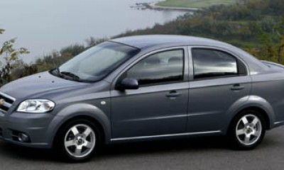 2008 Chevrolet Aveo Photos