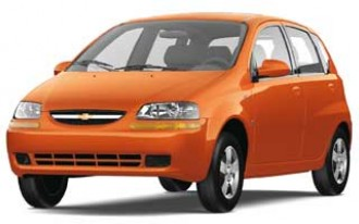 GM Recalls 218,000 Chevrolet Aveo Subcompacts For Fire Risk