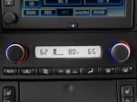 2008 Chevrolet Corvette 2-door Coupe Z06 Temperature Controls