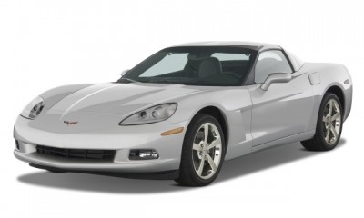2008 Chevrolet Corvette Photos