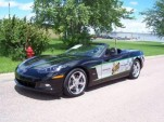 2008 Chevrolet Corvette Indianapolis Pace Car Edition