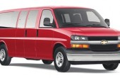 2008 Chevrolet Express Passenger Photos