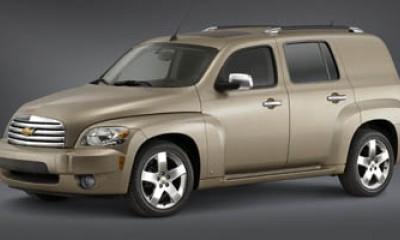 2008 Chevrolet HHR Photos