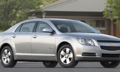 2008 Chevrolet Malibu Photos