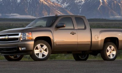 2008 Chevrolet Silverado 1500 Photos