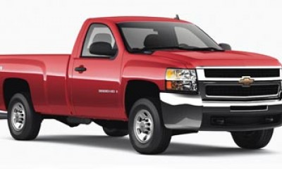2008 Chevrolet Silverado 2500HD Photos