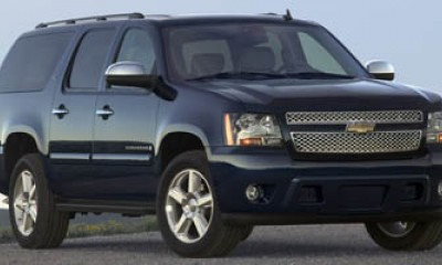2008 Chevrolet Suburban Photos