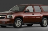 2008 Chevrolet Tahoe Hybrid Photos