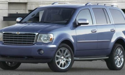 2008 Chrysler Aspen Photos