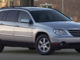 2008 Chrysler Pacifica Touring