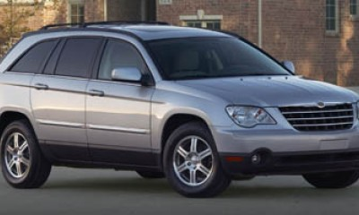 2008 Chrysler Pacifica Photos