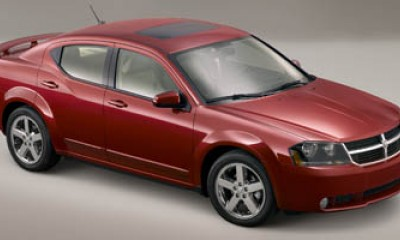 2008 Dodge Avenger Photos