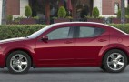 2008 Dodge Avenger unveiled