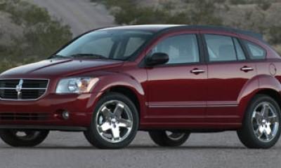 2008 Dodge Caliber Photos