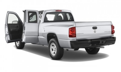 2008 Dodge Dakota Photos