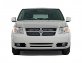 2008 Dodge Grand Caravan 4-door Wagon SXT Front Exterior View