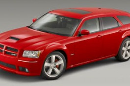 2008 Dodge Magnum SRT8