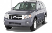 2008 Ford Escape FWD 4-door I4 CVT Hybrid Angular Front Exterior View