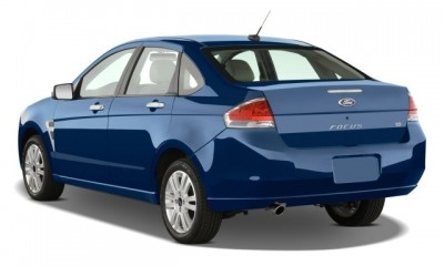 2008 Ford Focus Photos