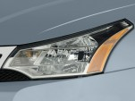 2008 Ford Focus 4-door Sedan S Headlight