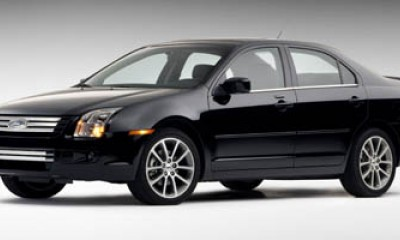 2008 Ford Fusion Photos