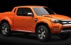 Ford Ranger Max Concept debuts in Thailand