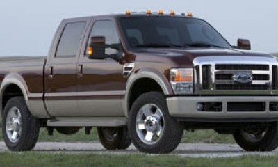 2008 Ford Super Duty F-250 Photos