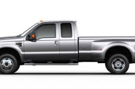2008 Ford Super Duty F-350 SRW XL