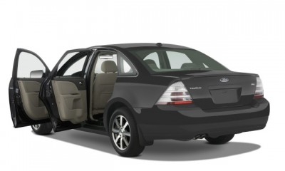 2008 Ford Taurus Photos