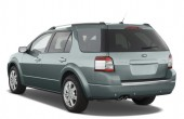 2008 Ford Taurus X Photos