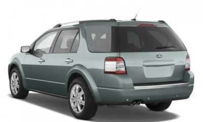 2008 Ford Taurus X Photos