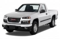 "2008 GMC Canyon 2WD Reg Cab 111.2"" SL Angular Front Exterior View"
