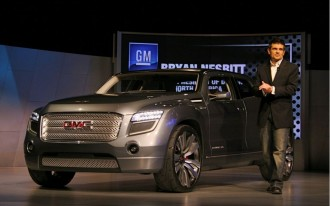 2008 GMC Denali XT Hybrid Concept
