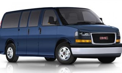 2008 GMC Savana Passenger Photos