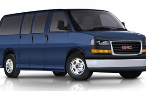 2017 gmc savana passenger vs ford transit wagon ram. Black Bedroom Furniture Sets. Home Design Ideas