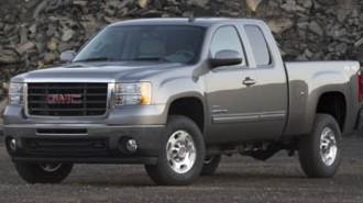 2008 GMC Sierra 2500HD Work Truck