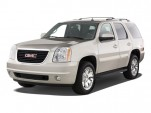 2008 GMC Yukon 2WD 4-door 1500 SLT w/4SA Angular Front Exterior View