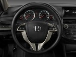 2008 Honda Accord Coupe 2-door I4 Auto LX-S Steering Wheel