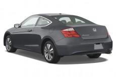 2008 Honda Accord Coupe 2-door I4 Auto EX-L Angular Rear Exterior View