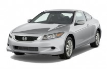 2008 Honda Accord Coupe 2-door I4 Auto LX-S Angular Front Exterior View