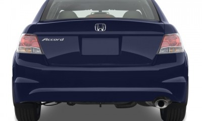 2008 Honda Accord Sedan Photos