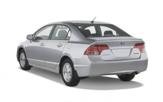 Honda Settles Lawsuit, Offers Vouchers To Civic Hybrid Owners