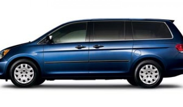 2008 honda odyssey review ratings specs prices and. Black Bedroom Furniture Sets. Home Design Ideas
