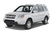 2008 Honda Pilot Photos