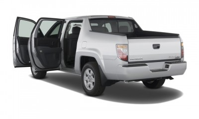 2008 Honda Ridgeline Photos
