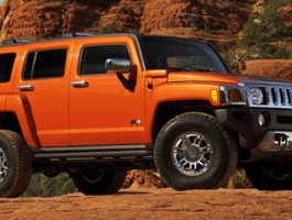 2008 HUMMER H3 SUV