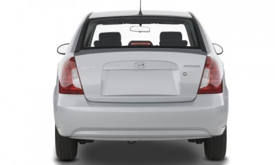 2008 Hyundai Accent Photos