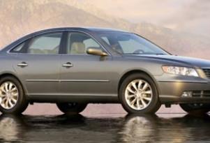 2007-2008 Hyundai Azera recalled for electrical problem